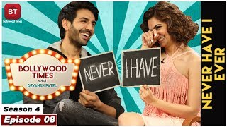Kartik Aaryan & Kriti Kharbanda talk Guest Iin London - Never Have I Ever - Season 4 Episode 08