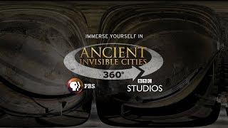 The Great Pyramid in 3D - 360° Video   ANCIENT INVISIBLE CITIES   PBS
