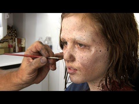 Making of the Barn Scene Inside The Walking Dead