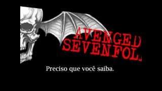 Avenged Sevenfold -So far away Legendado !!
