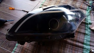 Cara Pasang Alis Headlamp | Headlamp Retrofit | Led Strip Installations