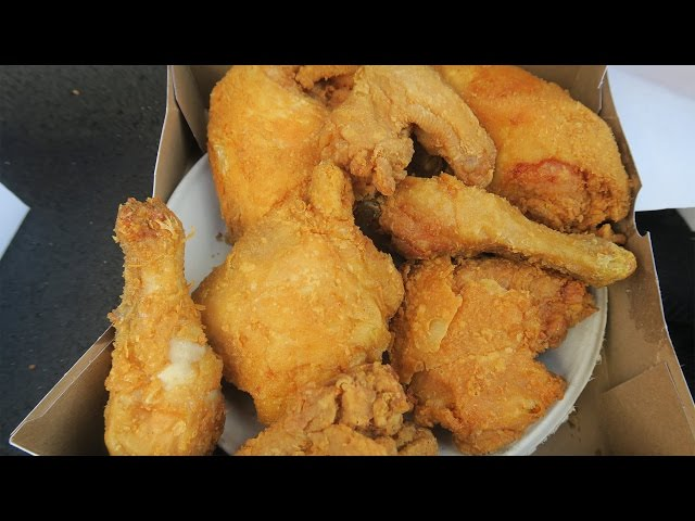 BEST Southern Fried Chicken: Price's VS. Bojangles'