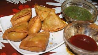 Secret Revealed - Moong dal ke Mini Samose Recipe in Hindi