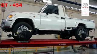 صناعة السيارات : تويوتا شاص