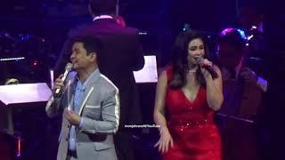 Ogie Alcasid & Regine Velasquez FULL DUET [OA 30th Concert 2018]