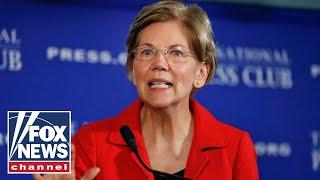 Cherokee Nation slams Warren