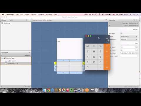 Java Programming Tutorial: Beautiful Calculator Design - From start to finish!