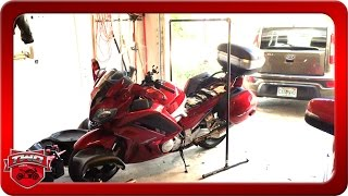 How To Make A Motorcycle Lift Under $100