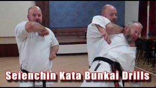 Practical Kata Bunkai: Seienchin (Seiyunchin) Bunkai Drills