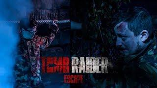 MEGMENTETTÜK A VILÁGOT!   Tomb Raider Escape