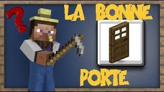 LA BONNE PORTE ? MINI JEUX MINECRAFT PS4 FR