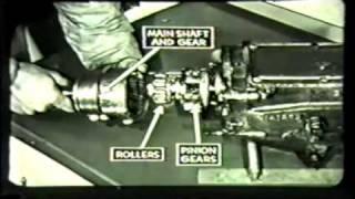 Nash 1942 Transmission and Overdrive Pt 1