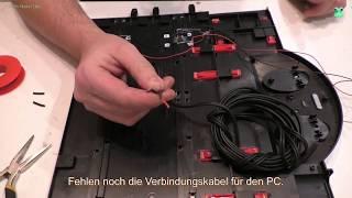 Carrera Dualbetrieb bauen - Teil 4 Rundenzähler / Lichtschranken - Carrera Bahn