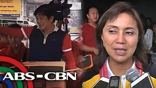 TV Patrol: Leni Robredo, binanatan si Bongbong Marcos sa Ilocos Norte