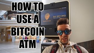 Bitcoin ATMs - How To Use Them