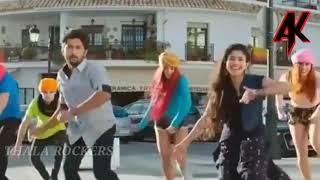 Bum Bole Song Sai pallavi dance whatsapp status...