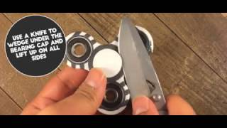 Addictive Fidget Spinners How To Video