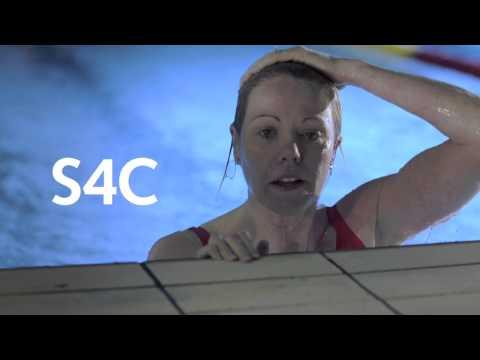 S4C 2014 Ident Swimming 30 version