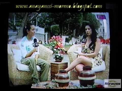 Anayanssi Moreno en Mini Amarilla