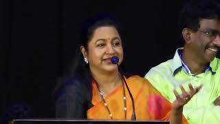 Radhika in Ippadai Vellum Tamil Movie Press Meet