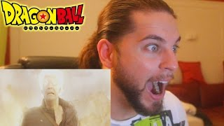 Dragon Ball Z: The Fall of Men REACTION!!!