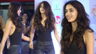 Disha Patani HOT In Tight Top & Jeans At Kung Fu Yoga Premier 2017