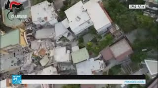 زلزال يضرب جزيرة جزيرة إسكيا الإيطالية