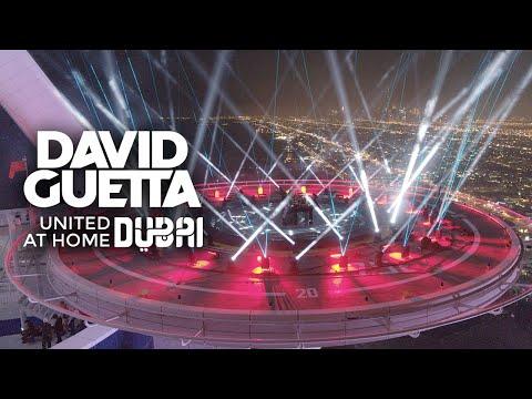 David Guetta United at Home Dubai Edition