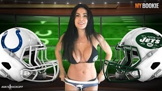 Ava's MNF Sexy Game Preview: Indianaplois Colts vs  NY Jets