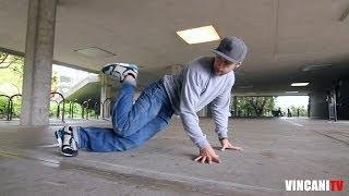 How to Breakdance | Footwork Combination | Intact (Ruffneck Attack, Ukraine)