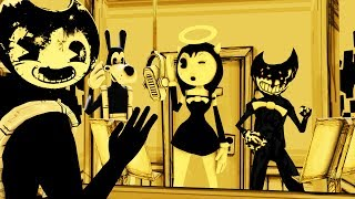 [BENDY FIDGET SPINNER SFM] BORIS SAMMY ALICE INK Bendy Animation Compilation SCENE MOVIE SEASON 9