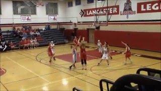 Erica Martinsen #45 sophomore scoring highlights from late Dec 2015