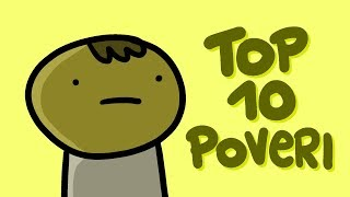 TOP 10 POVERI