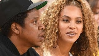 Beyonce and Jay-Z date night at Warriors vs. Pelicans basketball game