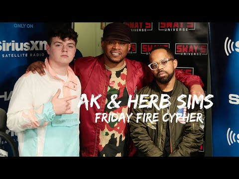 Xxx Mp4 Friday Fire Cypher Herb Sims And AK Trade Bars In Round 2 3gp Sex
