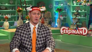 Interview with John Cena from Ferdinand by Calista B.