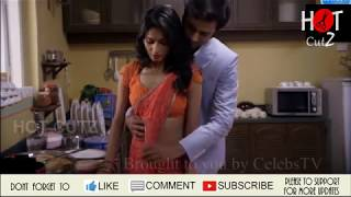 Tv serial actress Aneri Vajani Very Hot Sexy Navel Cleavage Backless Show hot
