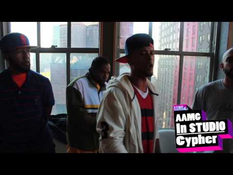 A A M G Presents The ABC Network Hop Hip 2014 Cypher 9 HD