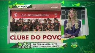 Renata Fan diz que sente vergonha do Inter