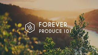 PRODUCE 101   국민의 아들 - FOREVER (Never Happy Ver.) Piano Cover