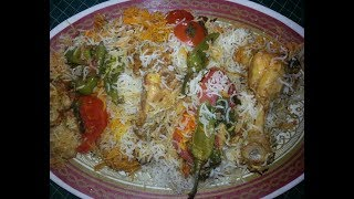Sindhi Biryani Recipe by hamida dehlvi