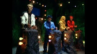 Power Rangers Jungle Fury - Don't Blow That Dough - Power Rangers enter the Game Show (Episode 26)