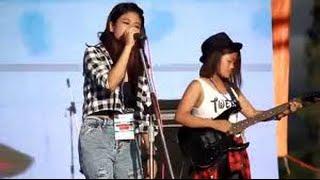 Gorkhali band concert (Nepalese girls' band)