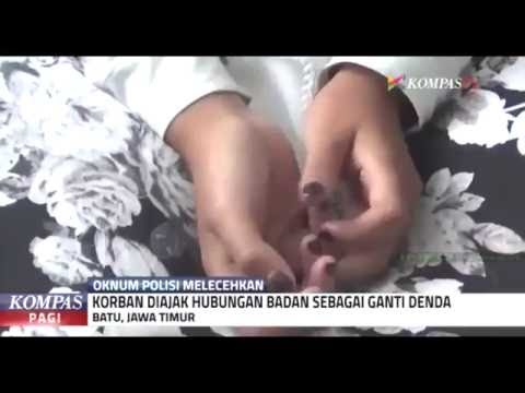Polisi Ajak Siswi SMK M L sebagai Pengganti Denda Tilang