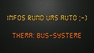 INFO BUS Systeme