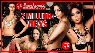 [042] Hot Mallika Sherawat Video MashUp (Part 1)