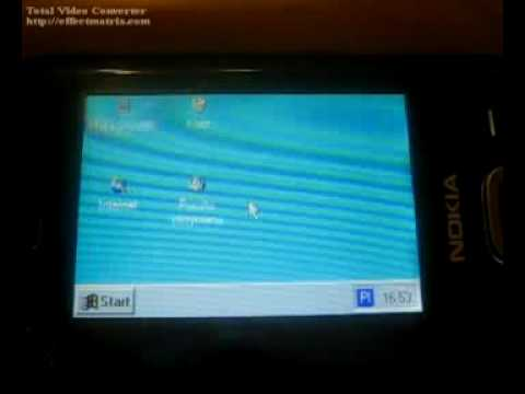 Nokia n82 windows 95 and Heroes 1