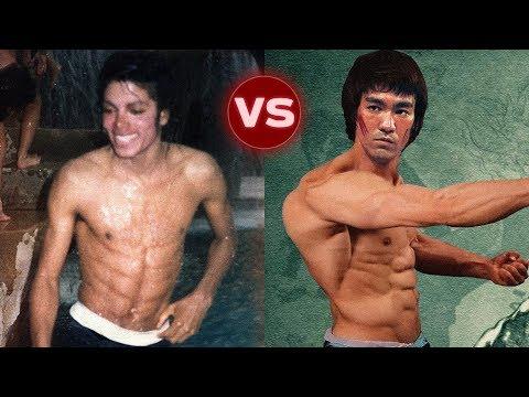Xxx Mp4 Michael Jackson Vs Bruce Lee Transformation Who Is Better 3gp Sex
