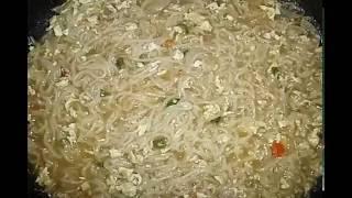 মেগি নুডুলস চটপটা||Bangladeshi Meggi Noodles chotpota recipe.