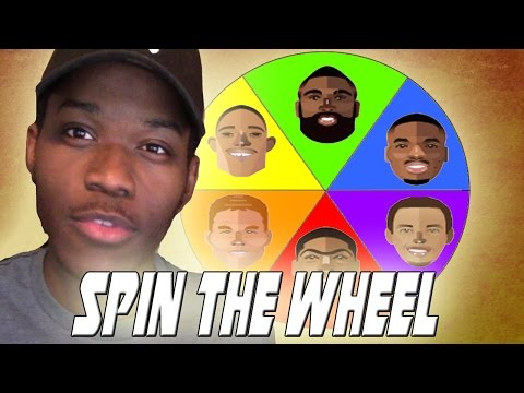SPIN THE WHEEL REBUILDING CHALLENGE | NBA 2K17